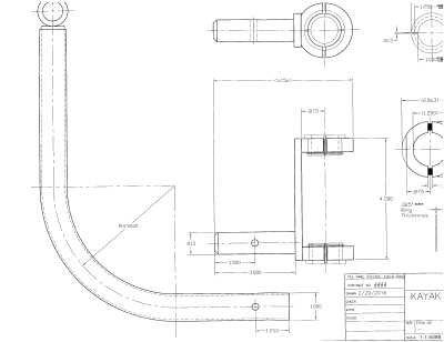 cad design drawing